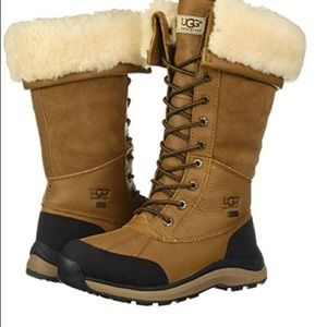 Female UGG snow boots
